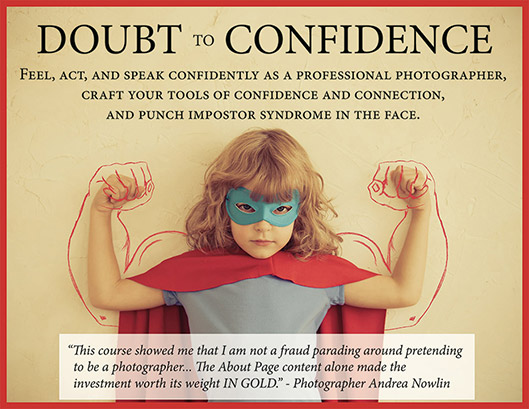 Post image for LAST CHANCE to enroll in Doubt To Confidence (plus NEW course flowchart inside!)